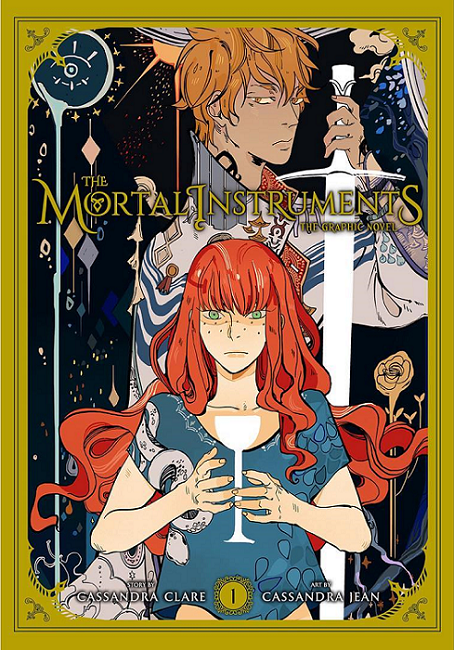 The Mortal Instruments Graphic Novel by Cassandra Clare